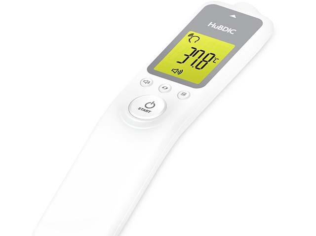 سعر ومواصفات حهاز قياس الحرارة عن بعد النهدي ثيرموفايندر بلس hfs-1000